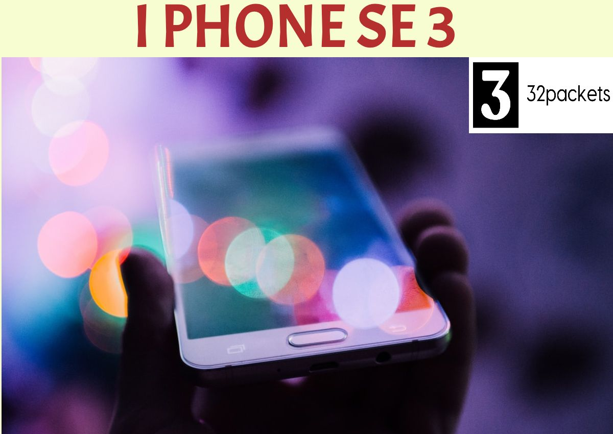 I Phone SE 3 Launch Date India | Price, Specifications, Design Leaks, Camera