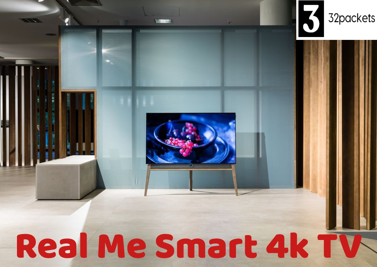 Realme 4k Smart TV Launched | How to Book Online, Price, Buy On Sale